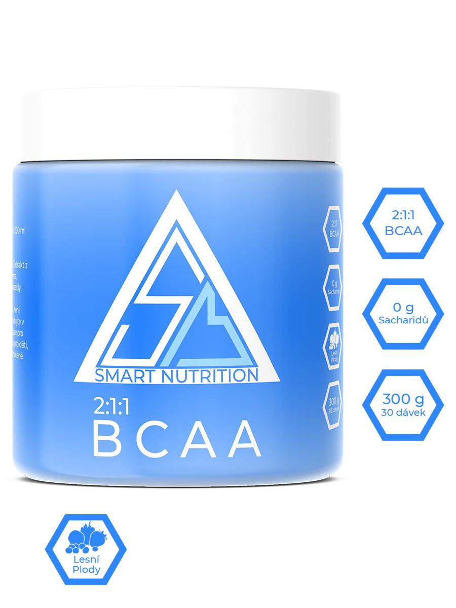 Smart Nutrition BCAA